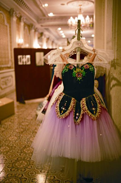 A Peek at Ballet