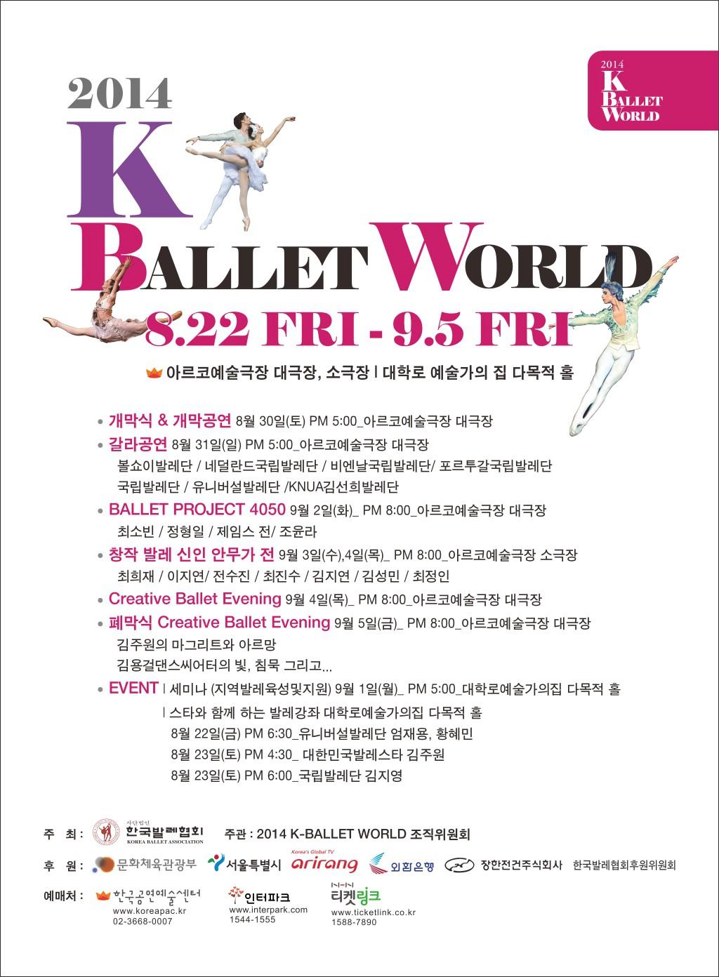 2014 K Ballet World