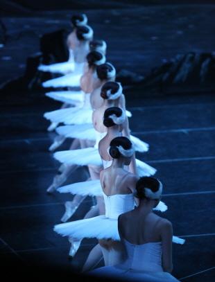 Universal Ballet <Swan Lake>-Daejeon