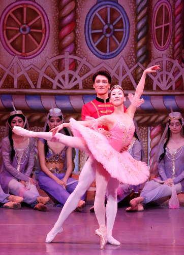 Universal Ballet <The Nutcracker>, Andong