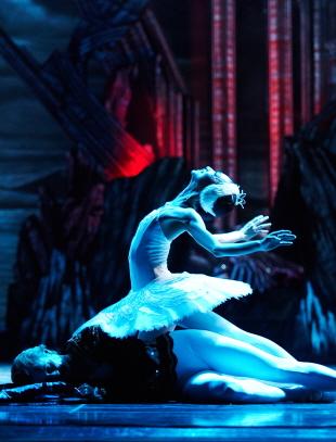 Universal Ballet <Swan Lake>-Gyeongnam